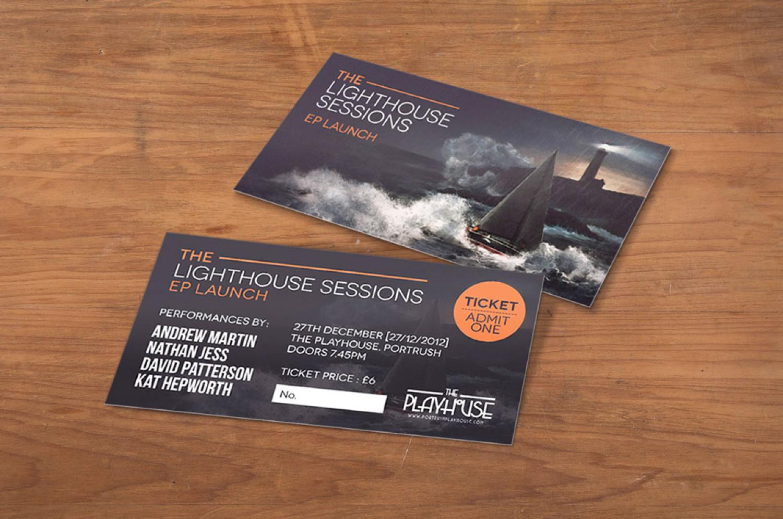 The Lighthouse Sessions - Asylum Design